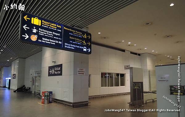 入境馬來西亞吉隆坡Klia2機場6.jpg