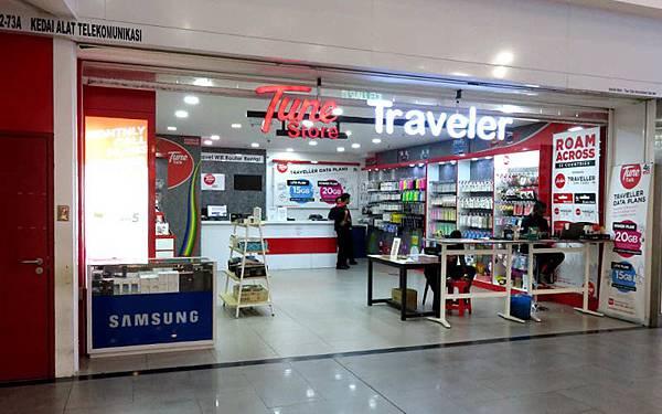 klia2 tune store shop