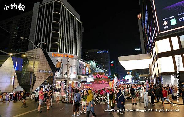 吉隆坡西門町Bukit Bintang武吉免登星光大道.jpg