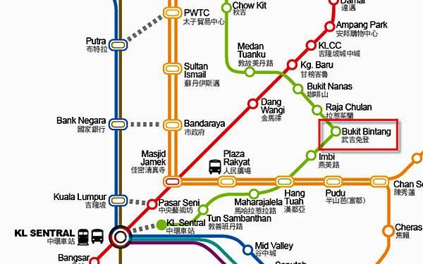 Bukit Bintang武吉免登站.jpg