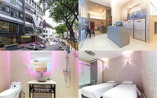Victory Exclusive Hotel Bukit Bintang