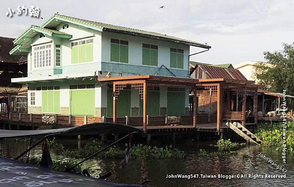 安帕瓦水上市場民宿