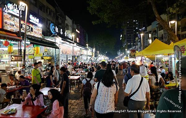 吉隆坡Jalan Alor阿羅夜市美食街.jpg