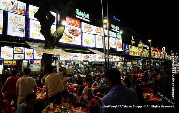 吉隆坡Jalan Alor阿羅街海鮮快炒店2.jpg