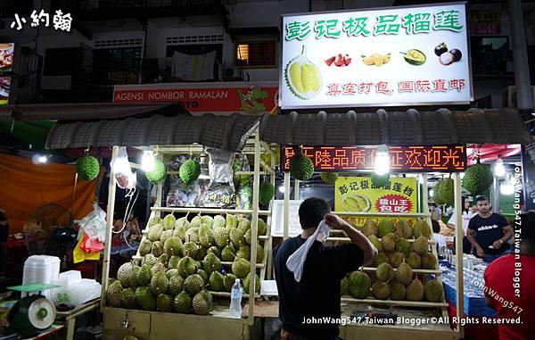貓山王榴槤吉隆坡Jalan Alor.jpg