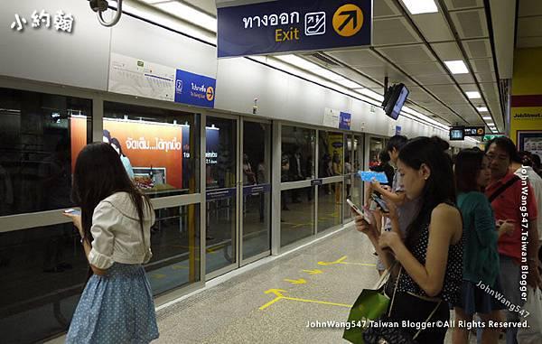 Bangkok Metro MRT