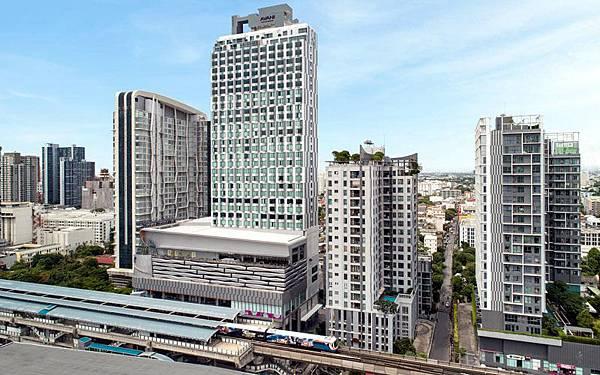 AVANI Sukhumvit Bangkok Hotel曼谷BTS捷運On nut站.jpg