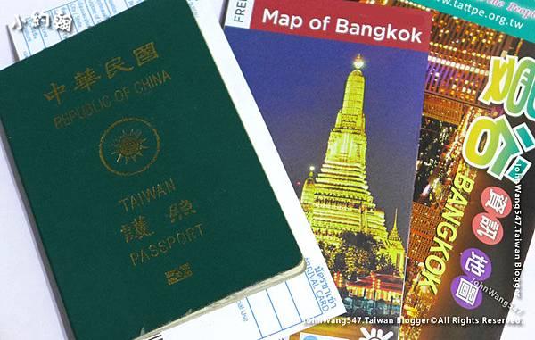 泰國不給台灣免簽