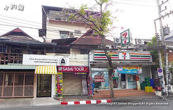 The Home Hostel@Phrasingh Chiang Mai