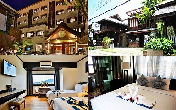 Tapae place Hotel Rom Po Boutique Hotel