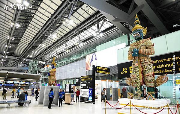認識泰國機場
