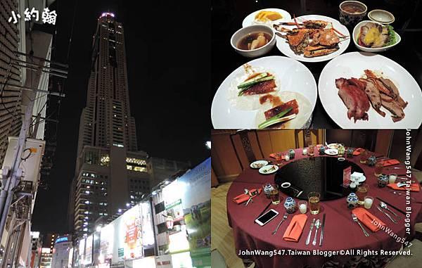曼谷Stella Palace夜景吃到飽餐廳Baiyoke Sky.jpg