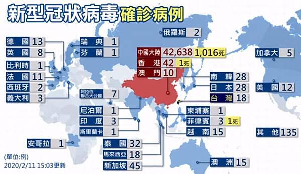 20200211武漢肺炎全球確診病例地圖.jpg