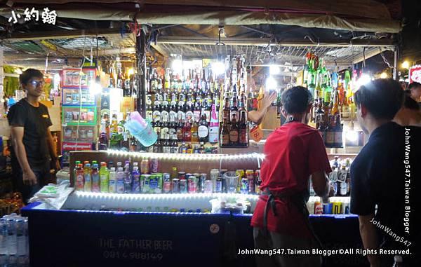 曼谷拉查達夜市-啤酒攤.jpg