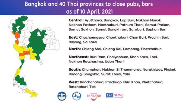 Bangkok and 40 Thai provinces to close.jpg