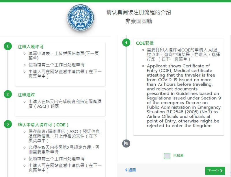 申辦取得入境泰國許可證明COE.jpg