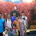 與南京聖徒參觀國父紀念館