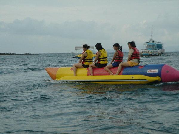 2.18-汀娜灣-香蕉船