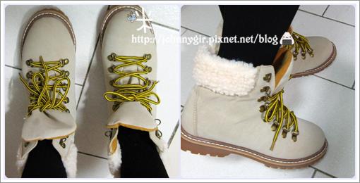 靴口毛邊個性綁帶短靴 D.png