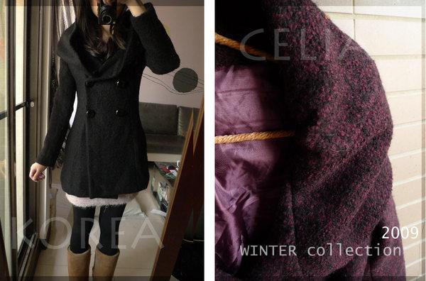 紫花苞領大衣-賣家照片4.jpg