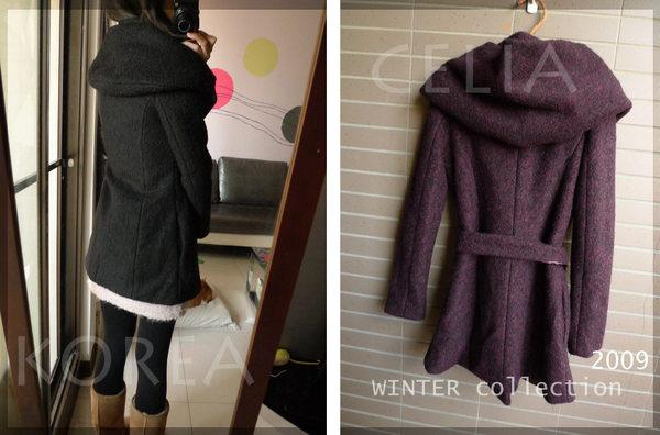 紫花苞領大衣-賣家照片5.jpg
