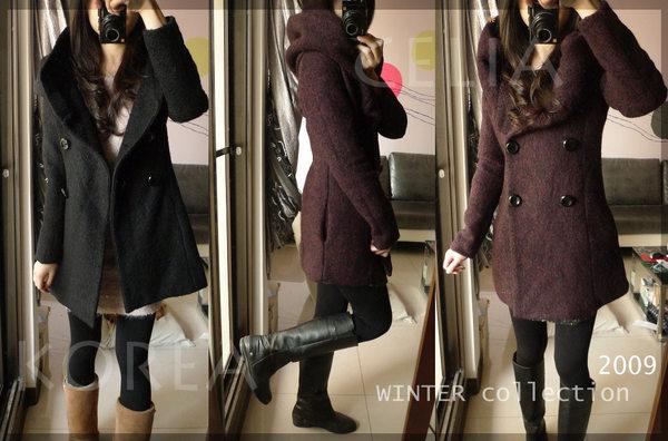 紫花苞領大衣-賣家照片6.jpg