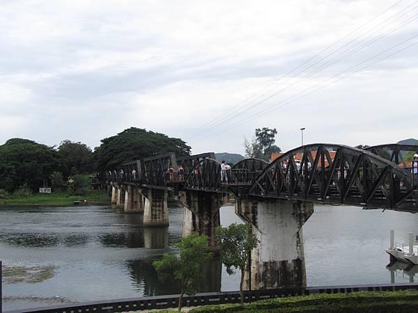 桂河大橋,多少人死於這座橋梁之下