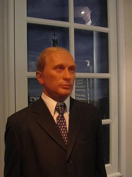 俄國總統普亭