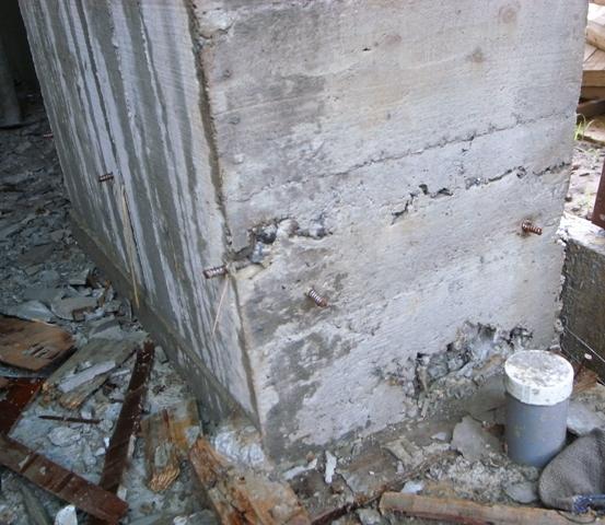 2F柱子漏漿保護層不足_24