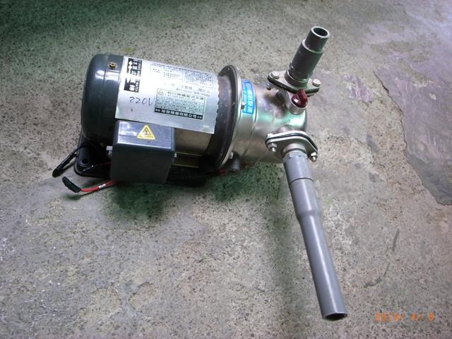 大氣壓力抽水機