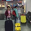 取行李,準備出發!