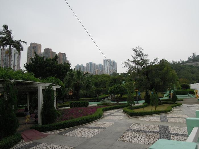 氹仔市政公園