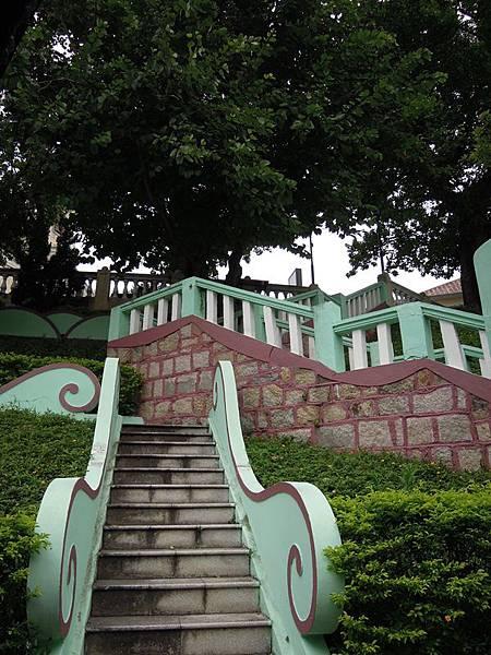 上聖母堂的階梯