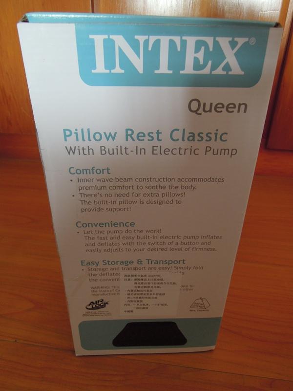INTEX 充氣床墊