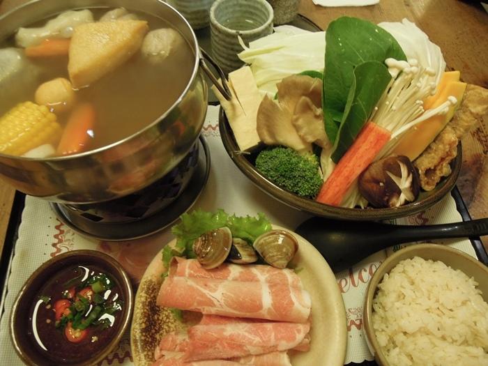 北海昆布火鍋(豬肉)