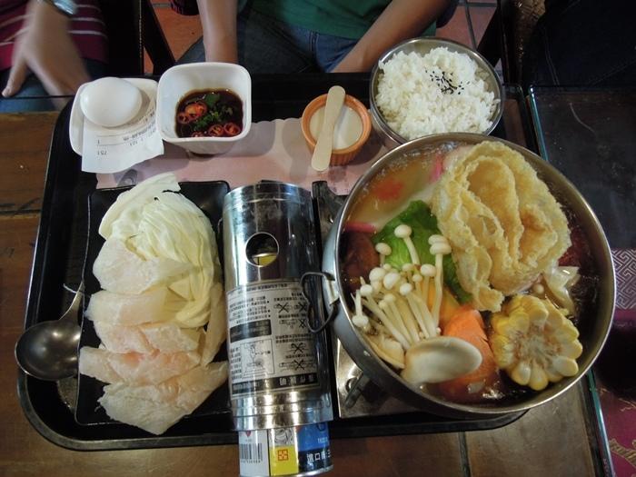 昆布原味鍋-魚