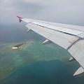 看到沖繩啦~