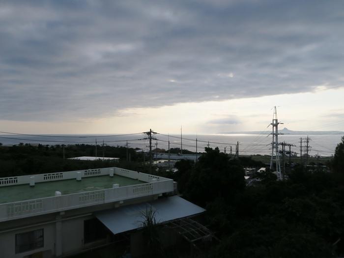 3樓望出去的海景