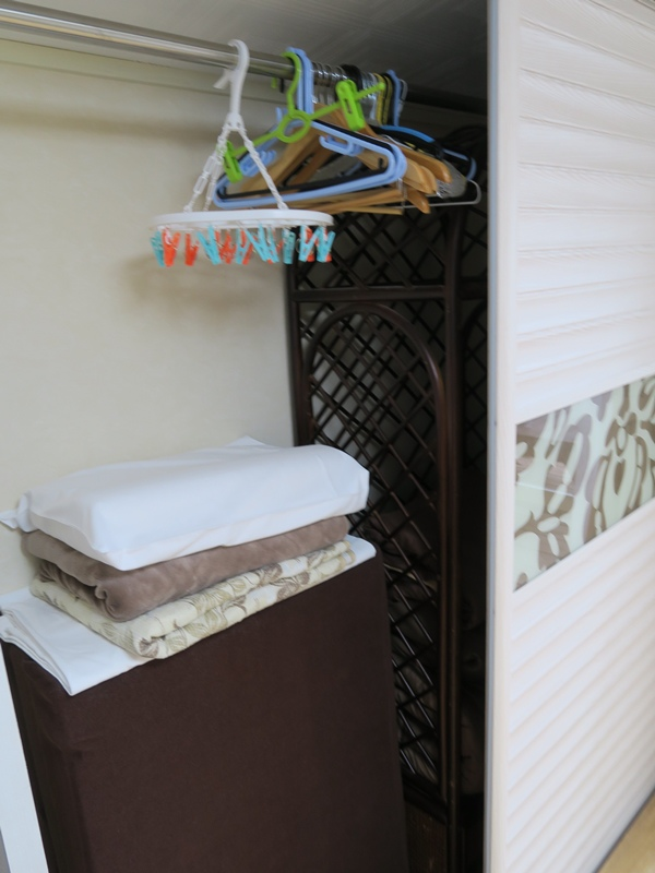 和室房的櫃子