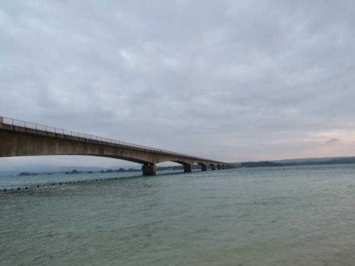 只拍了這個面向的古宇利大橋
