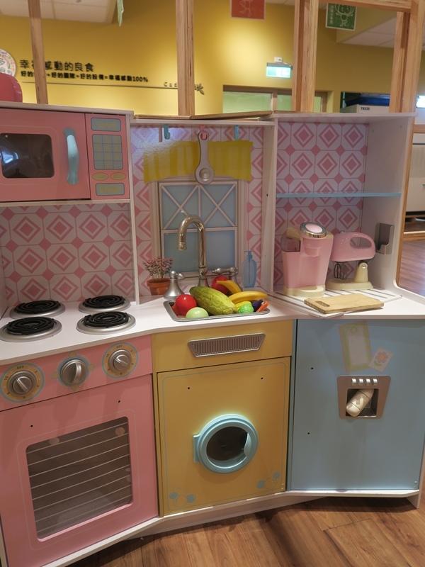 三組小廚房