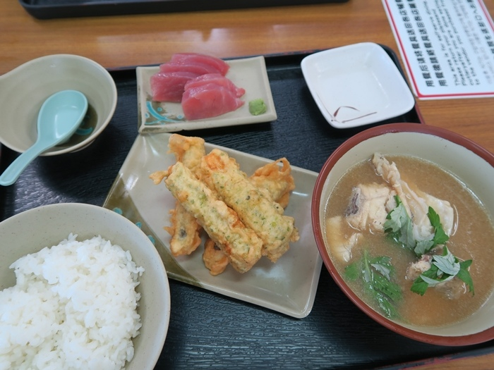 5號餐 1600円