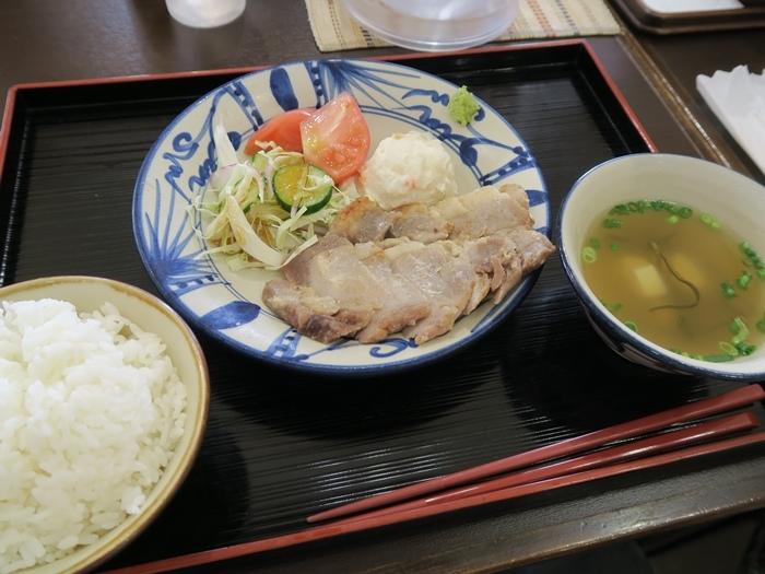 阿古豬飯 1200円