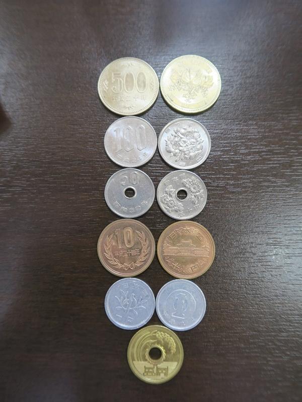 無聊排了一下硬幣XD