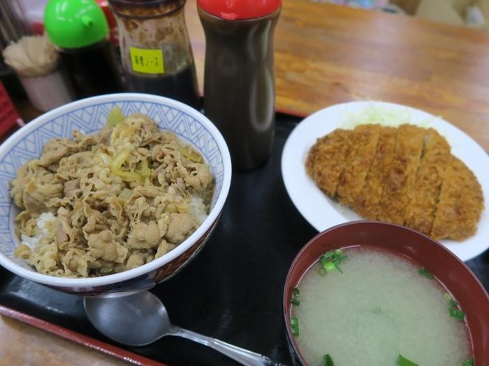 牛丼 390円
