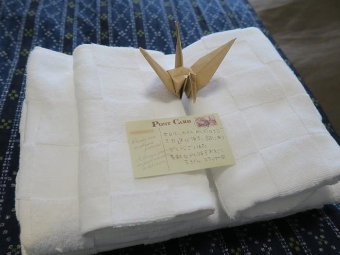 很可愛的紙鶴