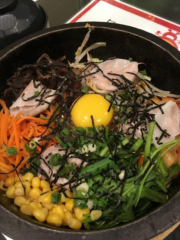 黑椒泡菜鍋粑嗶嗶飯 140元