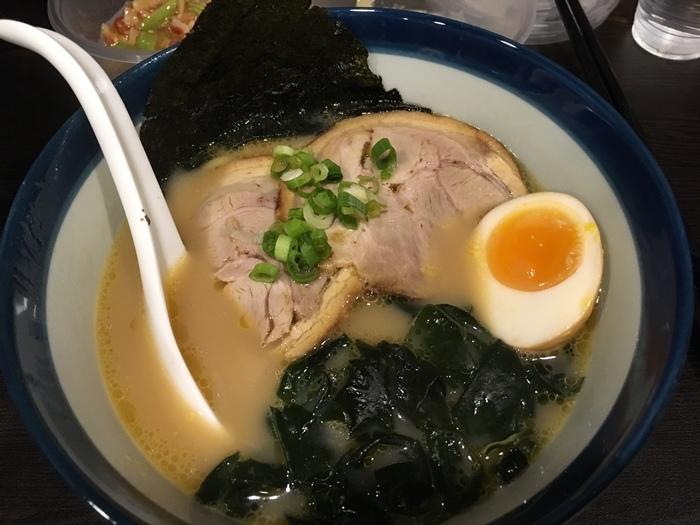 東京豚骨拉麵