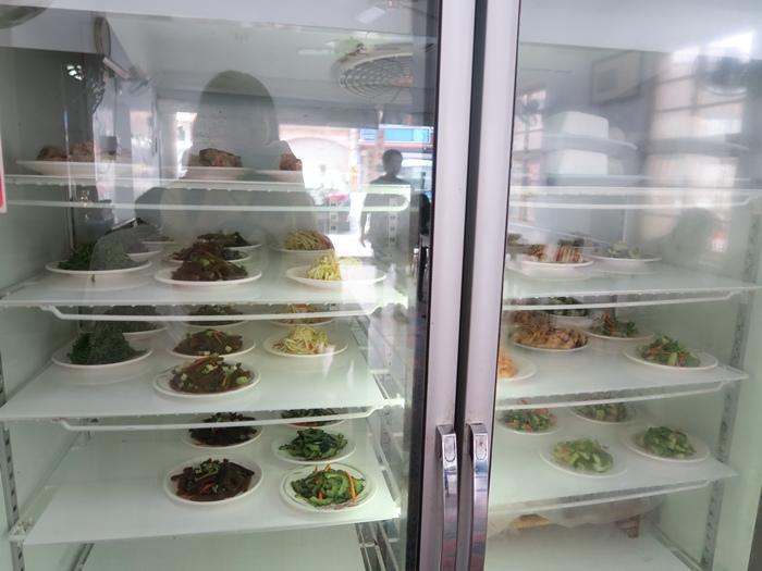 冰箱的小菜