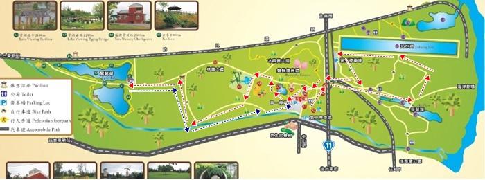 MAP之我們的行車路線